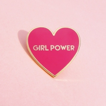 Pin\'s girl power - Coucou Suzette