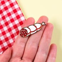 Pin\'s Saucisson - Coucou Suzette