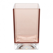 PORTE-BROSSE A DENTS TRANSPARENT - KARTELL