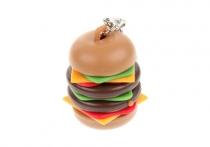 Porte clefs burger - Kikkerland