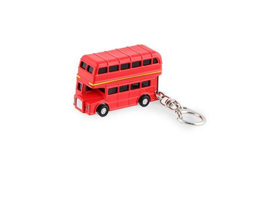 Porte clefs bus - KIKKERLAND