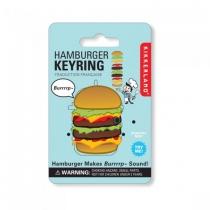 Porte clés burger - Kikkerland