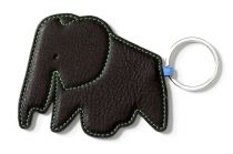 PORTE CLES ELEPHANT VITRA - Chocolat