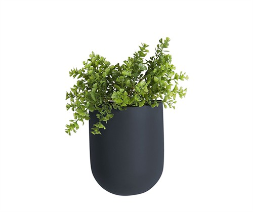 Pot à fleurs mural - Ovale - Present time