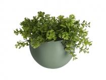 Pot à fleurs mural Globe