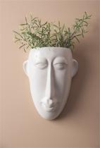 Pot à fleurs mural Masques long - Present time
