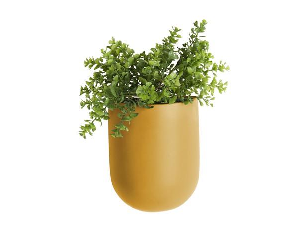 Pot à fleurs mural OVAL