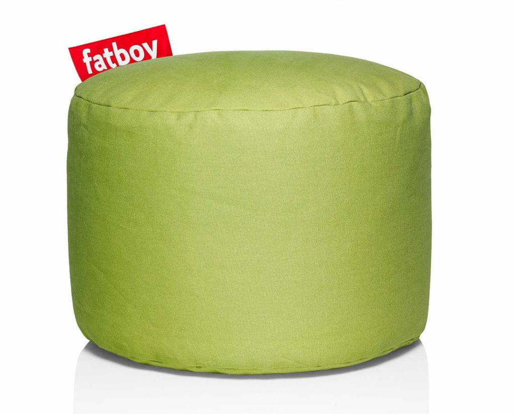 POUF FATBOY POINT STONEWASHED REPOSE PIED TABOURET OKXO