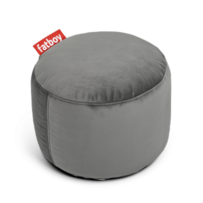 Pouf Point Velvet - Fatboy - Taupe