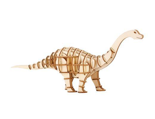Puzzle Apatosaure 3D - Kikkerland