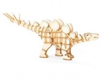 Puzzle Stegosaure 3D - Kikkerland