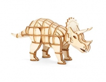 Puzzle Triceratops 3D - Kikkerland