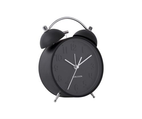 reveil iconic present time noir classique retro