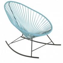 Rocking Chair Acapulco ski métal - Boqa