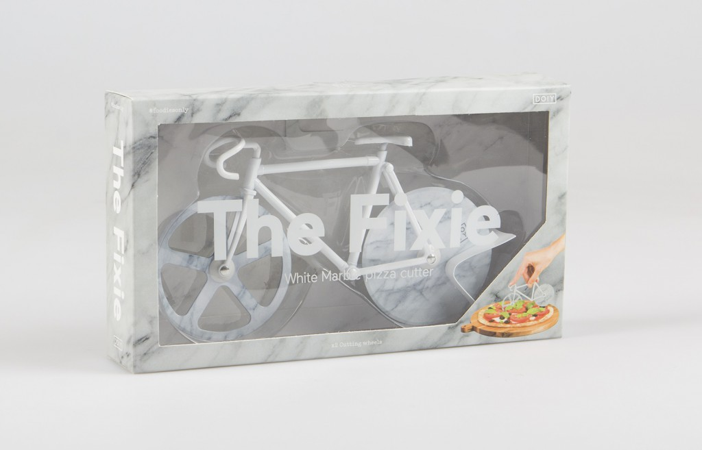ROULETTE A PIZZA VELO FIXIE MARBRE DOIY OKXO ROUEN