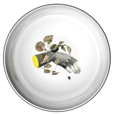 Servide de table Yuan - Parnasse - Ibride