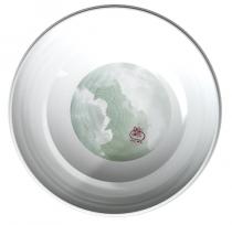 Service de table Ming - Blanc - Ibride