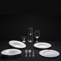 SET DE 4 ASSIETTES I.D. ISH by D\'O - Summer