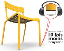 Set de 4 Patins Silencieux pour chaise et fauteuil Luxembourg Fermob