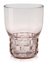 SET DE 4 VERRES A VIN JELLIES - Rose