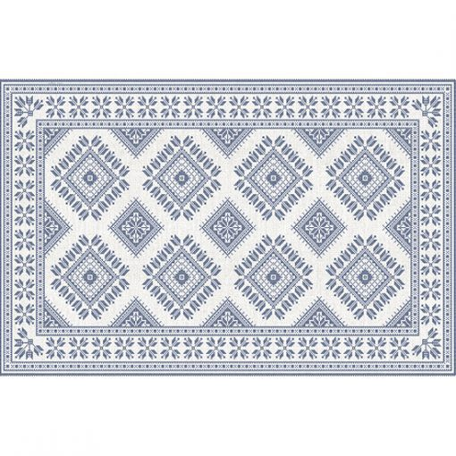 SET DE TABLE BEIJA FLOR NORDIC TEXTILE - Bleu