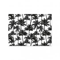set dev table palmier noir podevache