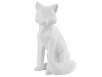 Statue origami Le Renard - Present time
