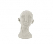 Statue Visage face - Present time