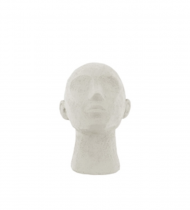 Statue Visage Face Art Up - Present time
