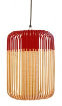 SUSPENSION BAMBOO LIGHT L - Noir