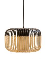 SUSPENSION BAMBOO LIGHT S - Noir
