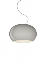 SUSPENSION BUDS 2 FOSCARINI - Grigrio
