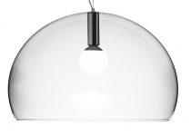 Suspension  Big Fly - Kartell - Cristal
