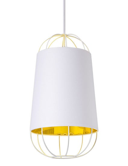 SUSPENSION LANTERNA SMALL - Blanche