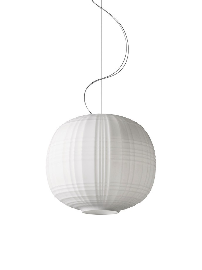 SUSPENSION TARTAN E27 FOSCARINI