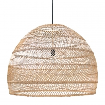 SUSPENSION WICKER BALL - HK Living