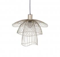suspension papillon large forestier. Black Bedroom Furniture Sets. Home Design Ideas