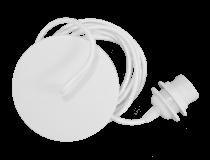 SYSTEME ELECTRIQUE ROSETTE VITA - Blanc