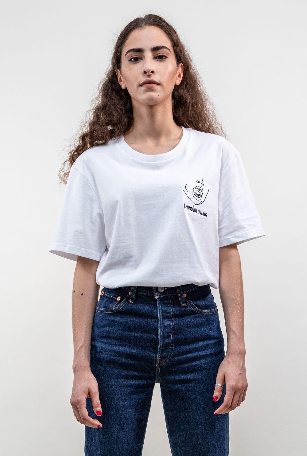 T-shirt Mindblowing - L - Chaud Marais