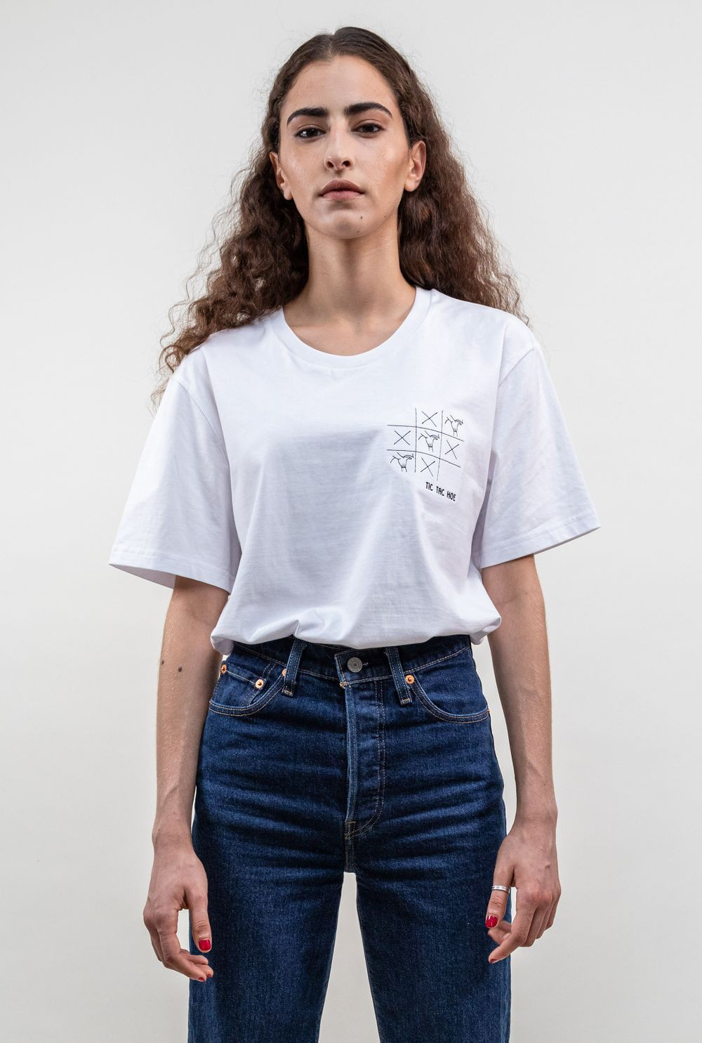 T-shirt Tic Tac Hoe - S - Chaud Marais