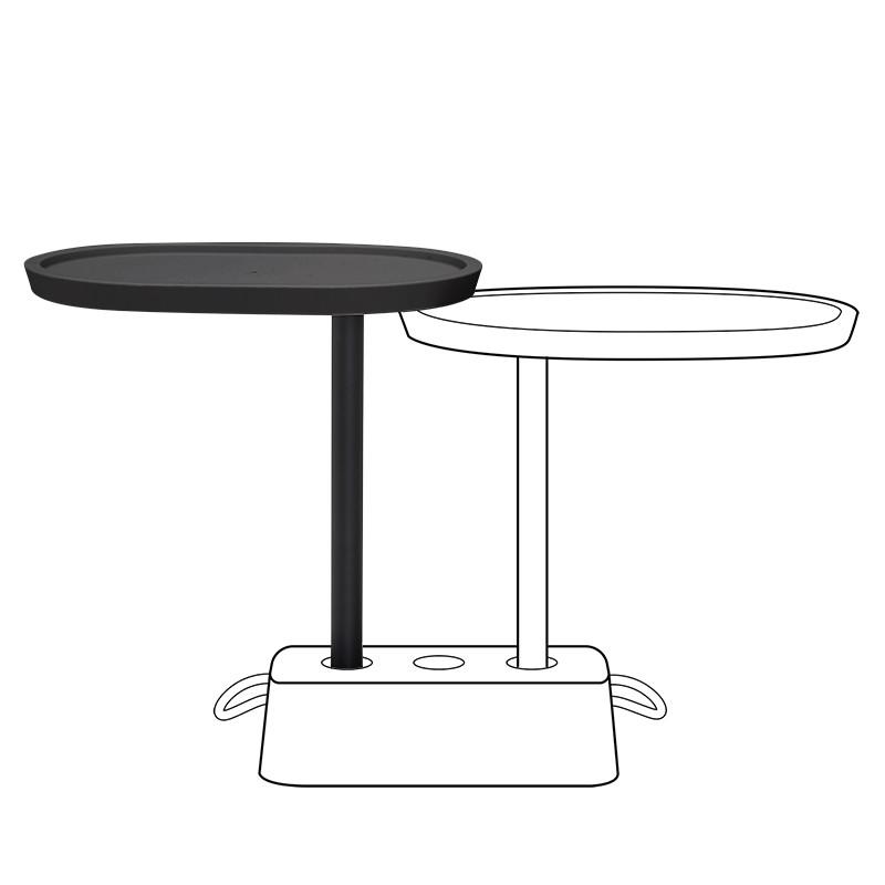 Table / bout de canapé Brick\'s Buddy - Fatboy