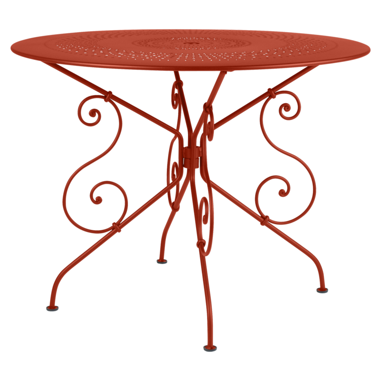 TABLE 1900 Ø96 OUTDOOR EXTERIEUR FERMOB OKXO