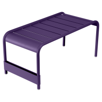 TABLE BASSE BANC LUXEMBOURG  OUTDOOR FERMOB OKXO
