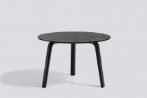 TABLE BASSE BELLA COFFEE Ø60 H39 okxo rouen hay noir