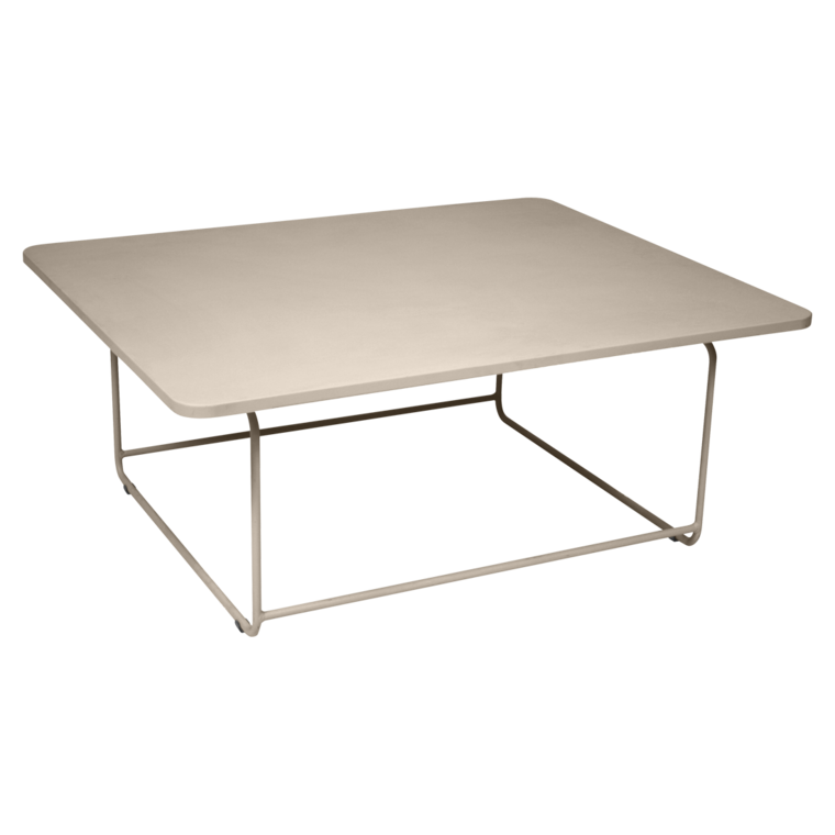 TABLE BASSE ELLIPSE OUTDOOR FERMOB OKXO