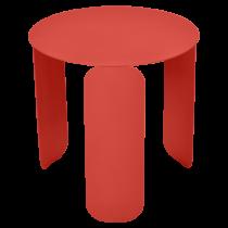 Table basse Bebop Ø45 - Fermob - Capucine