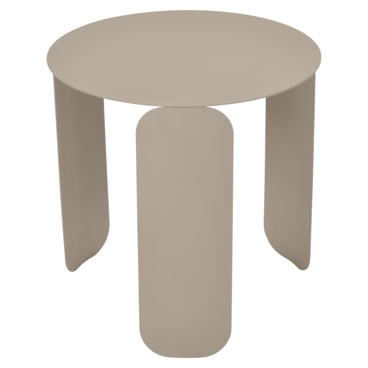 Table basse Bebop Ø45 - Fermob - Muscade
