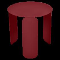 Table basse Bebop Ø45 - Fermob - Piment