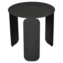 Table basse Bebop Ø45 - Fermob - Réglisse