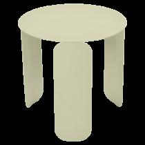 Table basse Bebop Ø45 - Fermob - Tilleul